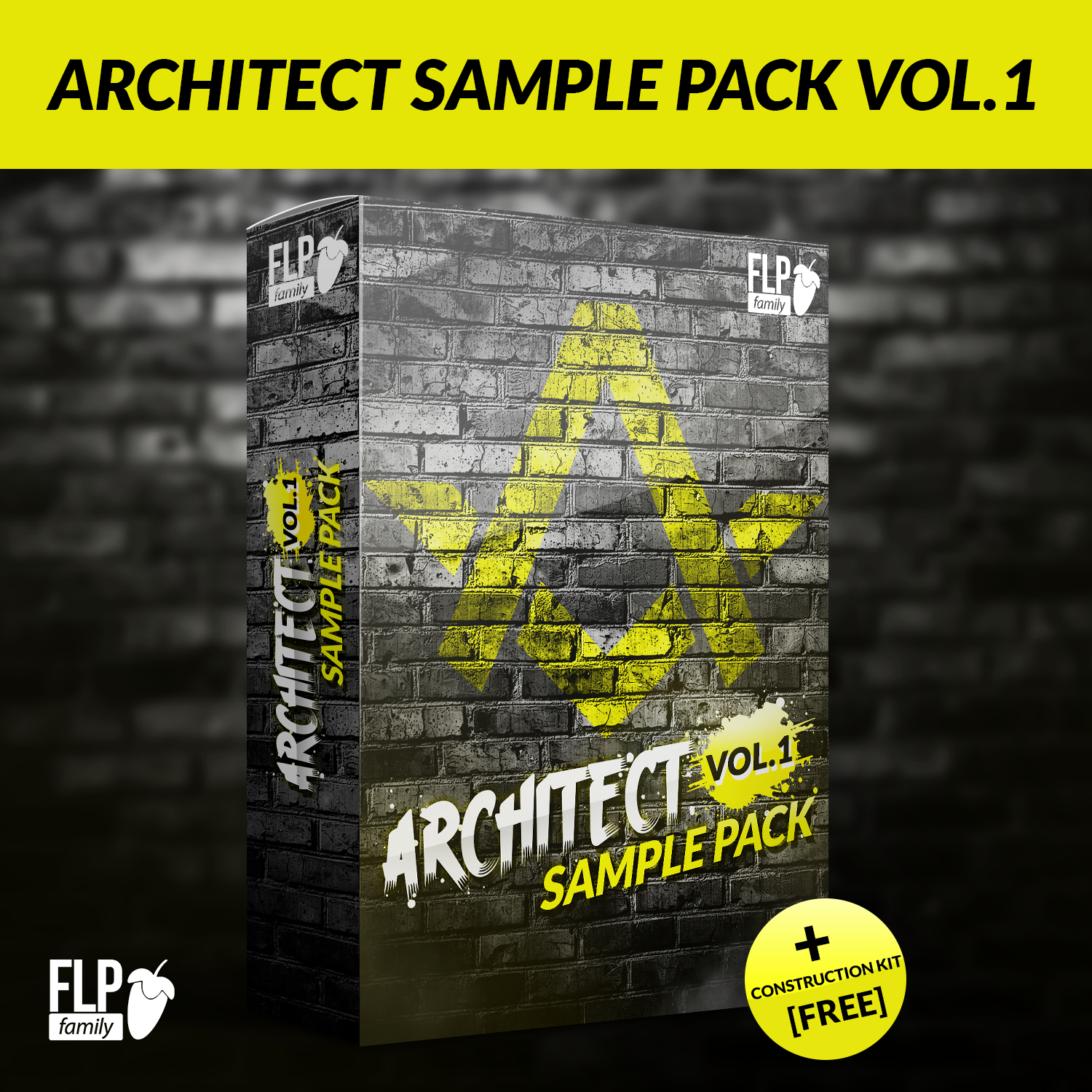 Architect's Sample Pack Vol. 1 + Construction Kit [FREE]